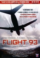 Flight 93 - French DVD movie cover (xs thumbnail)