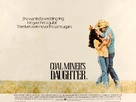 Coal Miner's Daughter - British Movie Poster (xs thumbnail)