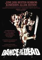 Dance of the Dead - German DVD movie cover (xs thumbnail)