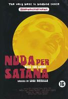 Nuda per Satana - German DVD cover (xs thumbnail)