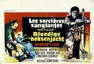 Hexen bis aufs Blut gequält - Belgian Movie Poster (xs thumbnail)