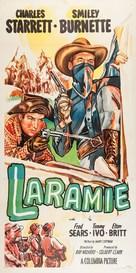 Laramie - Movie Poster (xs thumbnail)