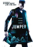 Jumper - German poster (xs thumbnail)