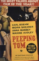 Peeping Tom - Australian Movie Poster (xs thumbnail)