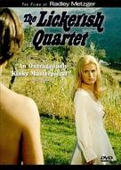 The Lickerish Quartet - DVD cover (xs thumbnail)