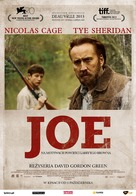 Joe - Polish Movie Poster (xs thumbnail)