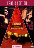 Love & Human Remains - German DVD cover (xs thumbnail)