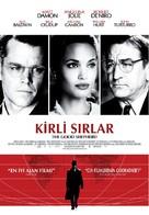 The Good Shepherd - Turkish Movie Poster (xs thumbnail)