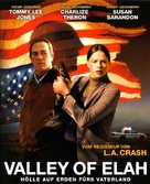 In the Valley of Elah - German Blu-Ray movie cover (xs thumbnail)