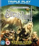 Sucker Punch - British Blu-Ray movie cover (xs thumbnail)
