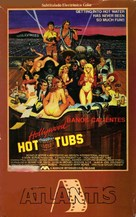 Hollywood Hot Tubs - VHS cover (xs thumbnail)