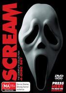 Scream 2 - Australian DVD movie cover (xs thumbnail)