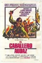 The Scarlet Blade - Spanish Movie Poster (xs thumbnail)