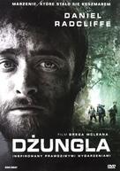 Jungle - Polish Movie Cover (xs thumbnail)