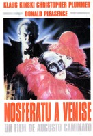 Nosferatu a Venezia - French Movie Poster (xs thumbnail)