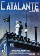 L'Atalante - French Re-release poster (xs thumbnail)