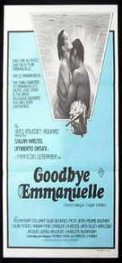 Good-bye, Emmanuelle - Australian Movie Poster (xs thumbnail)