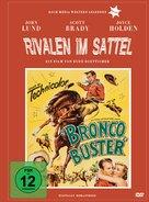 Bronco Buster - German DVD cover (xs thumbnail)