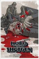 Hobo with a Shotgun - Movie Poster (xs thumbnail)