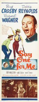 Say One for Me - Movie Poster (xs thumbnail)
