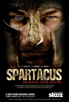 """Spartacus: Blood And Sand"" - Advance poster (xs thumbnail)"