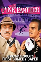 The Pink Panther - DVD cover (xs thumbnail)