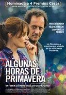 Quelques heures de printemps - Uruguayan Movie Poster (xs thumbnail)