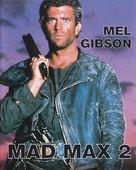 Mad Max 2 - Blu-Ray cover (xs thumbnail)