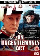 An Ungentlemanly Act - British Movie Cover (xs thumbnail)