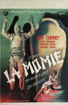 The Mummy's Ghost - Belgian Movie Poster (xs thumbnail)