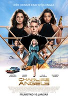 Charlie's Angels - Icelandic Movie Poster (xs thumbnail)