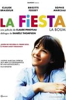 La Boum - Spanish Movie Poster (xs thumbnail)