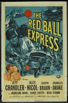 Red Ball Express - Movie Poster (xs thumbnail)