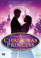 A Princess for Christmas - British DVD movie cover (xs thumbnail)