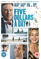 $5 a Day - British DVD cover (xs thumbnail)