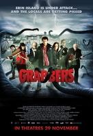Grabbers - Singaporean Movie Poster (xs thumbnail)