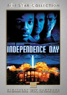 Independence Day - DVD cover (xs thumbnail)