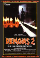 Demoni 2 - Movie Poster (xs thumbnail)
