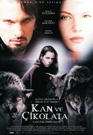Blood and Chocolate - Turkish Movie Poster (xs thumbnail)