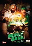 WWE Money in the Bank - Movie Poster (xs thumbnail)