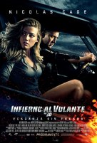 Drive Angry - Mexican Movie Poster (xs thumbnail)