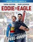 Eddie the Eagle - Blu-Ray movie cover (xs thumbnail)