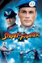 Street Fighter - DVD movie cover (xs thumbnail)