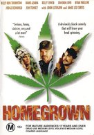 Homegrown - Australian Movie Cover (xs thumbnail)