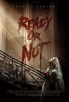 Ready or Not - British Movie Poster (xs thumbnail)