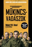 The Monuments Men - Hungarian Movie Poster (xs thumbnail)