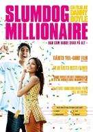 Slumdog Millionaire - Norwegian Movie Poster (xs thumbnail)
