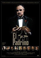 The Godfather - Spanish Movie Poster (xs thumbnail)