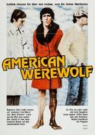 An American Werewolf in London - German Movie Poster (xs thumbnail)