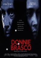 Donnie Brasco - Movie Poster (xs thumbnail)
